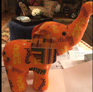 choir-stuffed-toy-elephant